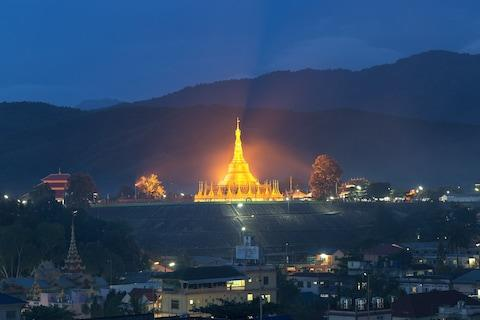 Tachileik, Burma - Credit: Getty