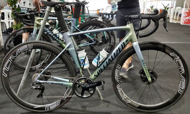 Specialized Allez Sprint Tour Down Under