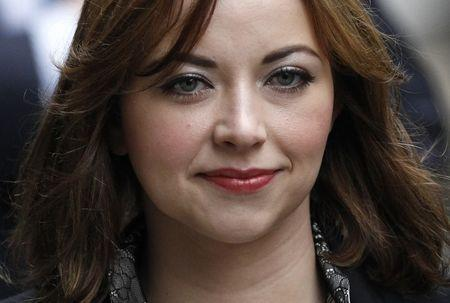 FILE PHOTO - British singer Charlotte Church arrives at a division of the High Court, in central London