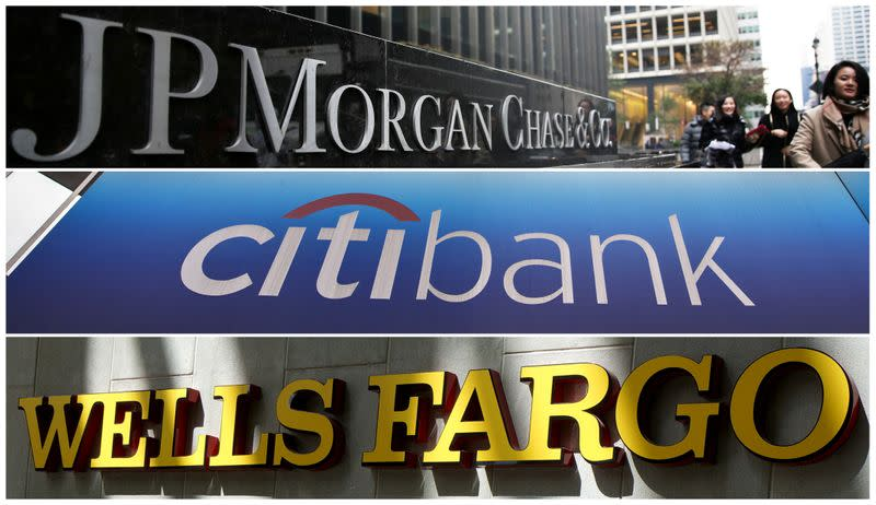 As big U.S. banks let customers delay payments, loan losses remain unclear