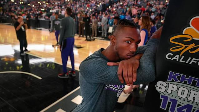 Kings injury update: How is Harry Giles? Will he be ready for the opener with the Suns?