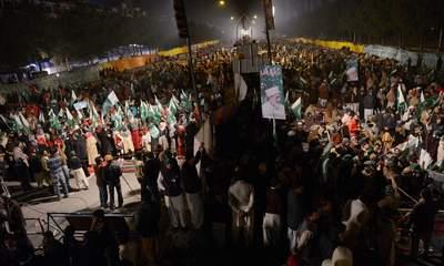 Pakistan: Clashes At Protests Called By Qadri