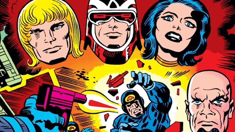 Marvel is the process of making a The Eternals movie (Credit: Marvel Comics)