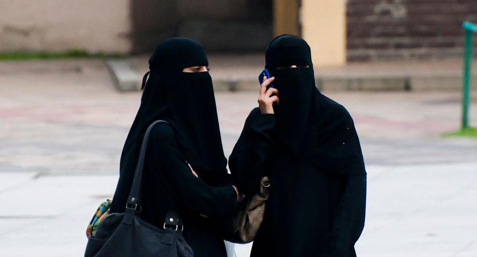 """<span class=""""s1"""">Students and teachers will no longer be able to wear the traditional Islamic clothing in places of education. </span>Source: Getty Images"""