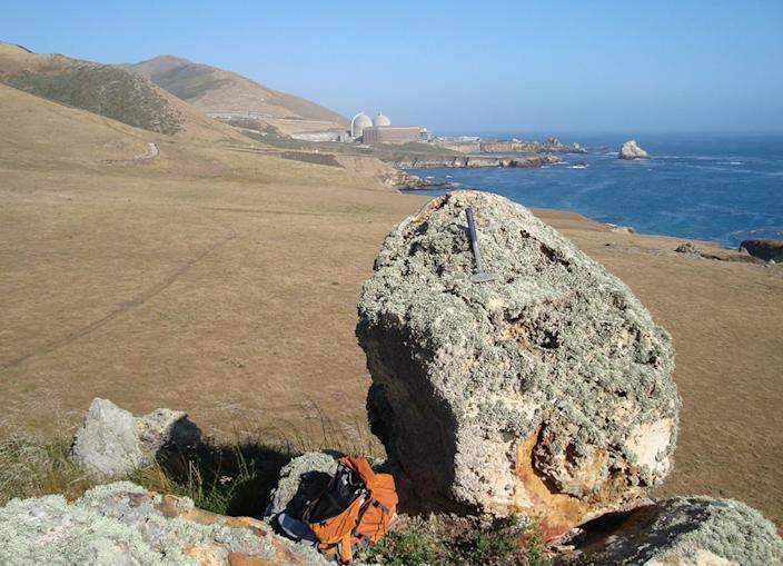 The study looked at the PBRs near Diablo Canyon Nuclear Power Plant in coastal Central California