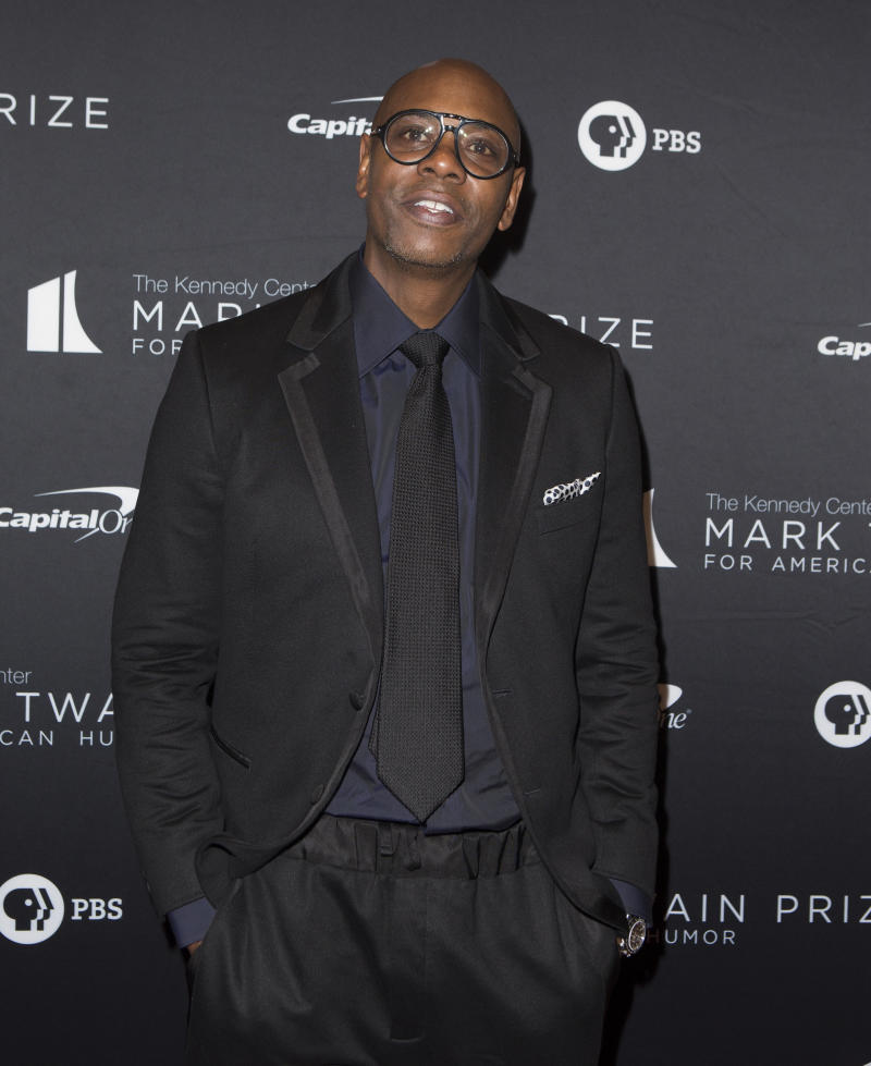 22nd Annual Mark Twain Prize for American Humor to Dave Chappelle - Arrivals