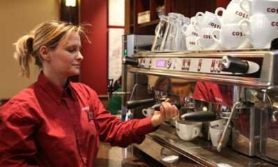 Whitbread Creates 3,500 Jobs As Costa Booms
