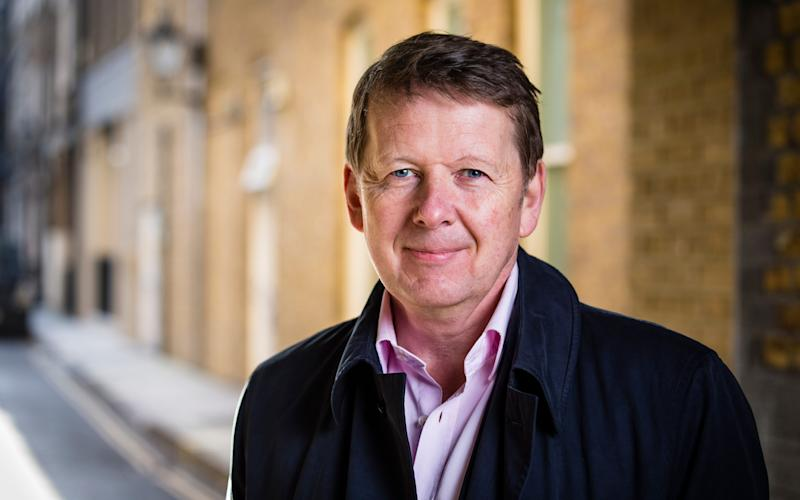 Bill Turnbull Songs of Praise - Credit: Andrew Crowley