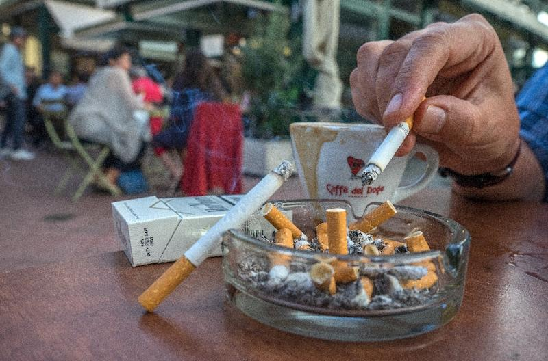 Some 13,000 people die of tobacco-related causes in Austria each yea