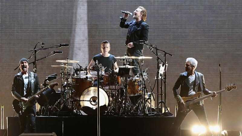 U2 yield to Messi fever, delay Argentina concert
