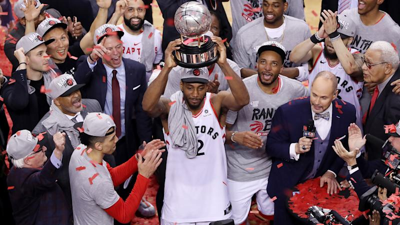 Best player in the NBA? Leonard focused on Raptors' success