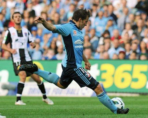 Italian superstar Del Piero has scored some dazzling goals in his stint at Sydney