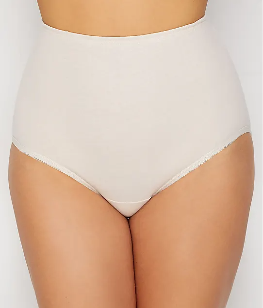 """<h3>Vanity Fair Perfectly Yours Cotton Brief</h3><br><br><strong>Best Stay-in-Place, High-Waisted Style</strong><br><br>Need cotton undies that are going nowhere fast? When it comes to undergarments, it's not a bad thing, and reviewers tell us that these seamed, high-waisted cotton briefs are the best stay-put style.<br><br><strong>The Hype:</strong> 4.8 out of 5 stars; 39 reviews on <a href=""""https://www.barenecessities.com/vanity-fair-perfectly-yours-cotton-brief-3-pack-15320_product.htm"""" rel=""""nofollow noopener"""" target=""""_blank"""" data-ylk=""""slk:BareNecessities.com"""" class=""""link rapid-noclick-resp"""">BareNecessities.com</a><br><br><strong>What They Are Saying: </strong>""""I've been wearing these briefs for several years and would not wear anything else. What makes these the best: the soft cotton, seam in back makes for a better fit, the elastic which isn't too heavy or thick, and last but not least, no ride up."""" — Lana, BareNecessities.com reviewer<br><br><strong>Vanity Fair</strong> Perfectly Yours Cotton Brief, 3-Pack, $, available at <a href=""""https://go.skimresources.com/?id=30283X879131&url=https%3A%2F%2Fwww.barenecessities.com%2Fvanity-fair-perfectly-yours-cotton-brief-3-pack-15320_product.htm"""" rel=""""nofollow noopener"""" target=""""_blank"""" data-ylk=""""slk:Bare Necessities"""" class=""""link rapid-noclick-resp"""">Bare Necessities</a>"""