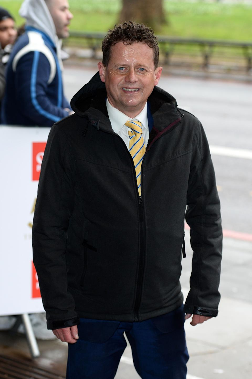 """Next to be confirmed for the line-up was sports presenter Mike Bushell, who is probably best known as a member of the BBC Breakfast team.<br /><br />He follows past and present Breakfast colleagues including Bill Turnbull, Susanna Reid, Naga Munchetty, Carol Kirkwood and former winner Chris Hollins onto the hit ballroom show.<br /><br />Mike said: """"I may have tried and profiled over 500 sports over the years in my Saturday morning BBC Breakfast slot but think the Strictly challenge could be the greatest. Bring on the glitter!"""""""