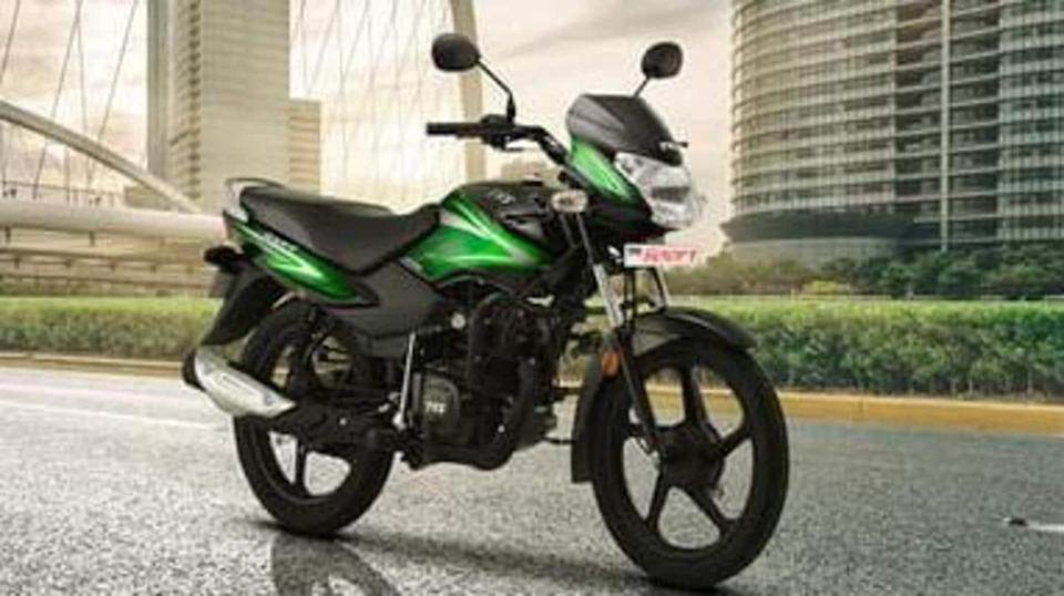Exciting offers on BS6 TVS Sport motorbike this festive season