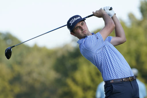 Bradley leads by 2 shots going into weekend in Mississippi