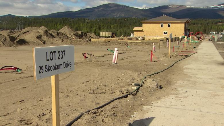 Want a new building lot in Whitehorse? Be patient, city says