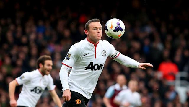 <p>Rooney evoked his inner David Beckham with a truly amazing lob from half way that helped United beat West Ham at Upton Park.</p> <br><p>The striker controlled Ashley Young's punt up field as he held off the challenge of James Tomkins and, spotting keeper Adrian off his line by some distance, sent a dipping effort goalwards.</p> <br><p>Try as Adrian might, he couldn't race back in time as Rooney's shot bounced behind him before landing in the Spaniard's net to stun the Hammers' faithful.</p> <br><p>Rooney was rightfully mobbed by his teammates for a piece of sheer ingenuity, and drew parallels from Beckham's own stunning halfway line goal against Wimbledon 17 years previously.</p>