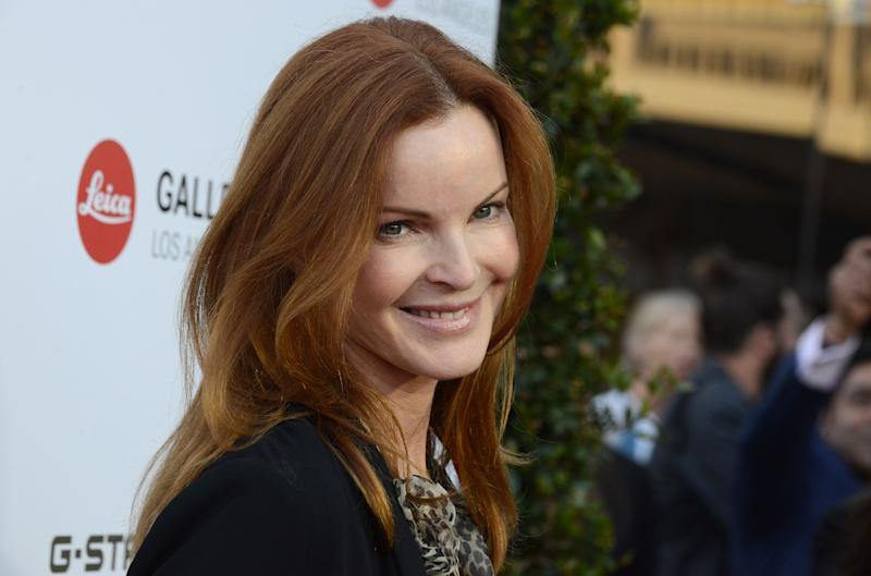 Marcia Cross spoke out about diagnosis to 'put a dent in the stigma around anal cancer'