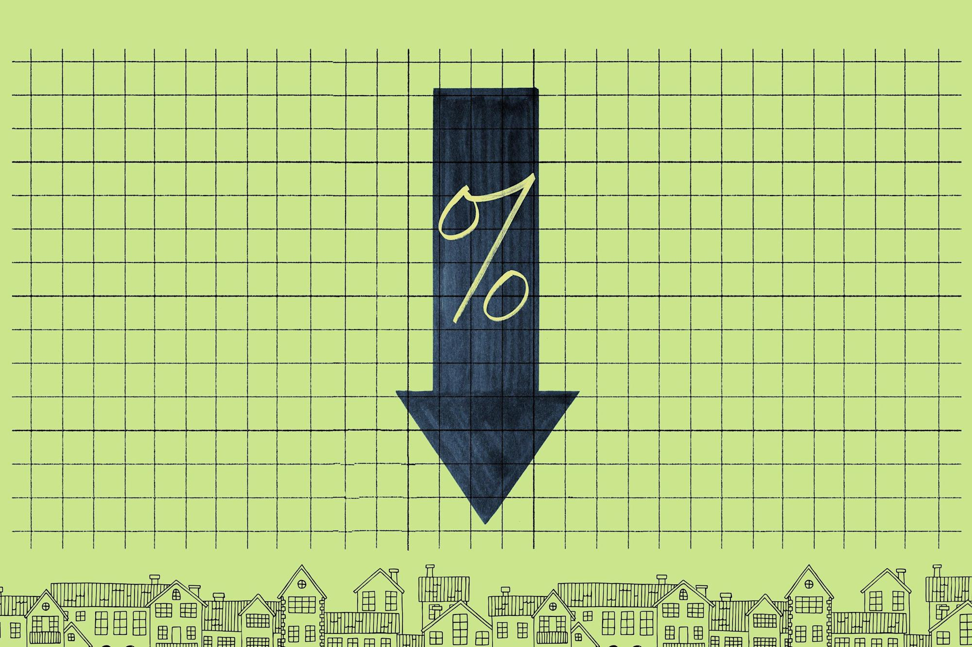 Current Mortgage Rates Drop to 2.9%