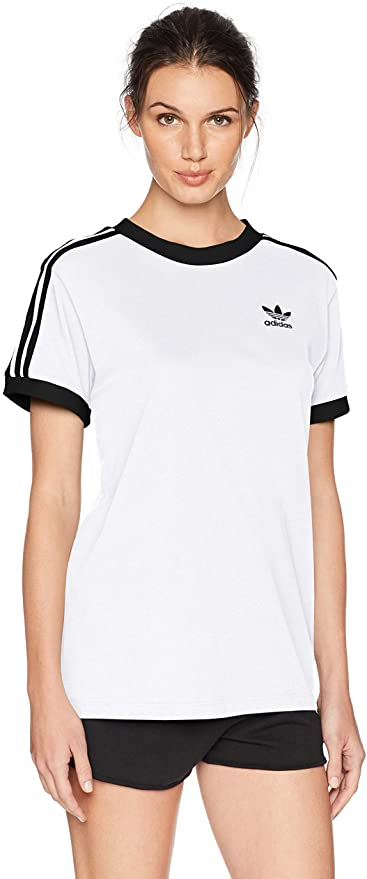 "<h2>Up To 35% Off Adidas</h2><br>Select <a href=""https://amzn.to/33SOaQi"" rel=""nofollow noopener"" target=""_blank"" data-ylk=""slk:Adidas"" class=""link rapid-noclick-resp"">Adidas</a> activewear, footwear, and accessory styles are currently up to 35% off across women, men, and kids.<br><br><strong>Adidas Originals</strong> 3 Stripes T-Shirt, $, available at <a href=""https://amzn.to/313x5BD"" rel=""nofollow noopener"" target=""_blank"" data-ylk=""slk:Amazon"" class=""link rapid-noclick-resp"">Amazon</a>"