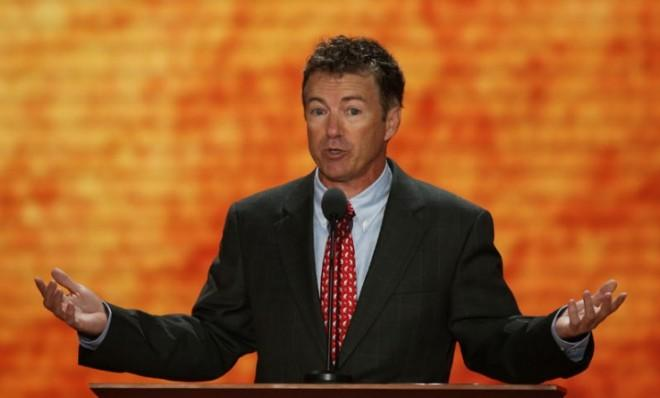 Sen. Rand Paul (R-Ky.) will speak for the Tea Party on Tuesday night, following in the footsteps of Michele Bachmann and Herman Cain.