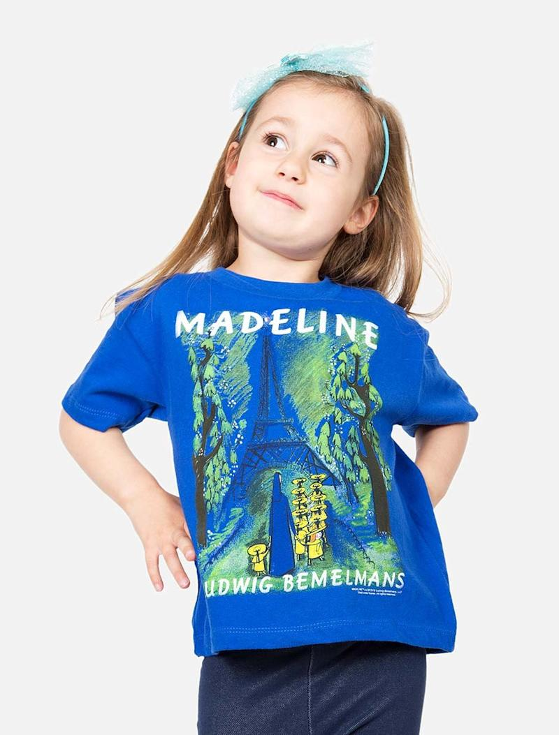 Kids Madeline T-Shirt.