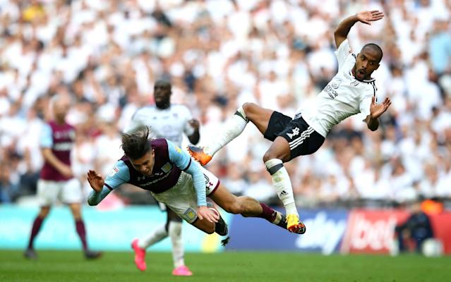 Championship play-off final: Aston Villa vs Fulham - live scores and updates
