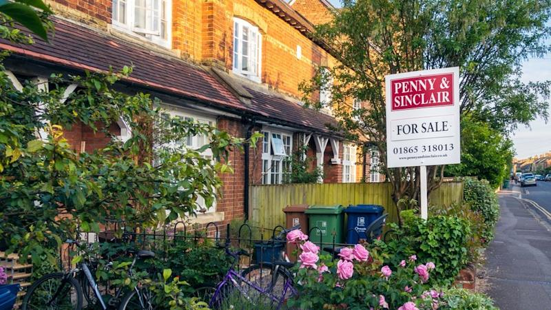 'Demand for bigger homes' pushes up UK house prices