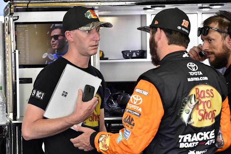 Daly Indy 500 entry to be overseen by crew chief Pearn