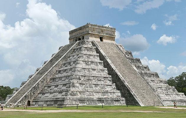 Mayan ruins Chichen Itza are an easy day trip from the capital. Photo: Commons
