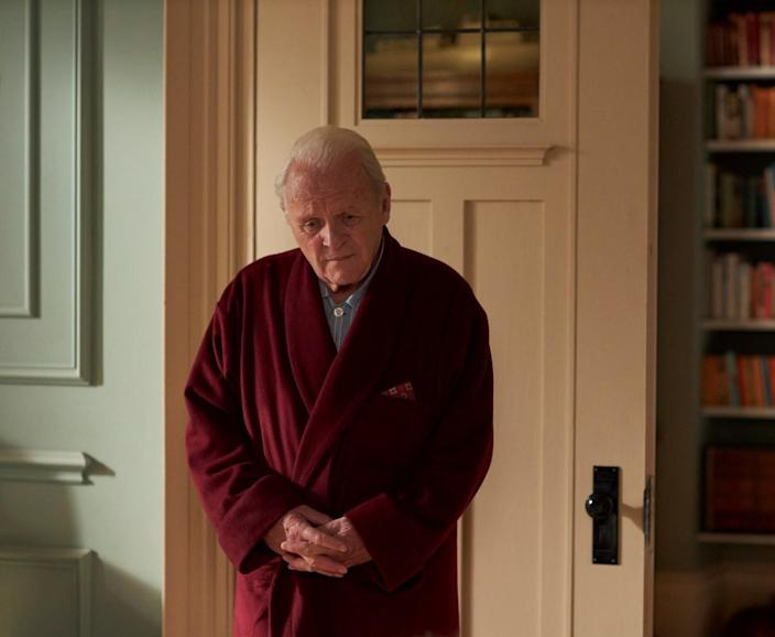 Anthony Hopkins as Anthony in 'The Father'