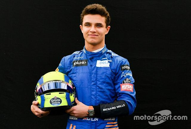 "#4: Lando Norris (McLaren-Renault) <span class=""copyright"">Mark Sutton / Motorsport Images</span>"