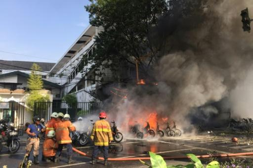 The spate of bombings has rocked Indonesia, with the Islamic State group claiming the church attacks and raising fears about its influence in Southeast Asia