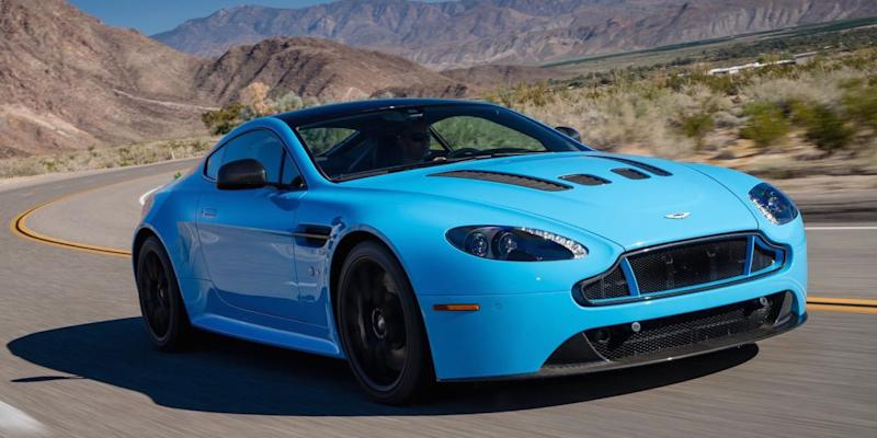 Aston Martin Will Reportedly Build A V Vantage S With A Seven - Build your own aston martin