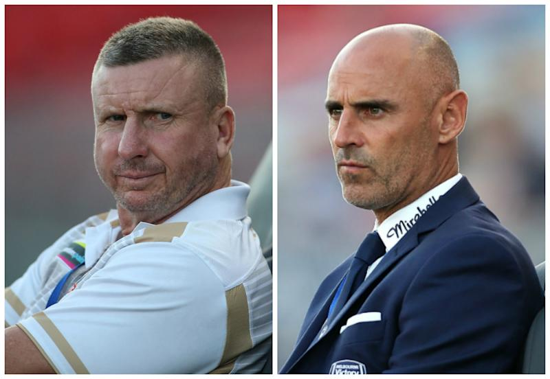 Jones & Muscat frustrated after Jets-Victory draw