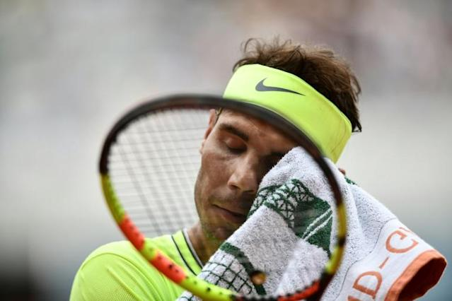 The ATP should wield more influence over the seedings at Wimbledon, says Rafael Nadal (AFP Photo/Philippe LOPEZ)