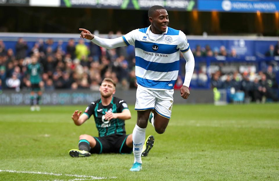 Bright Osayi-Samuel contributed to 13 goals in the Championship last seasonGetty