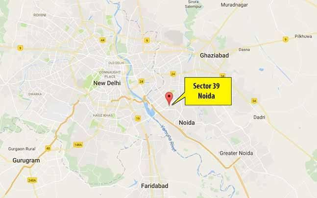 Noida: Man shoots dead business partner's wife, son, tries to kill self