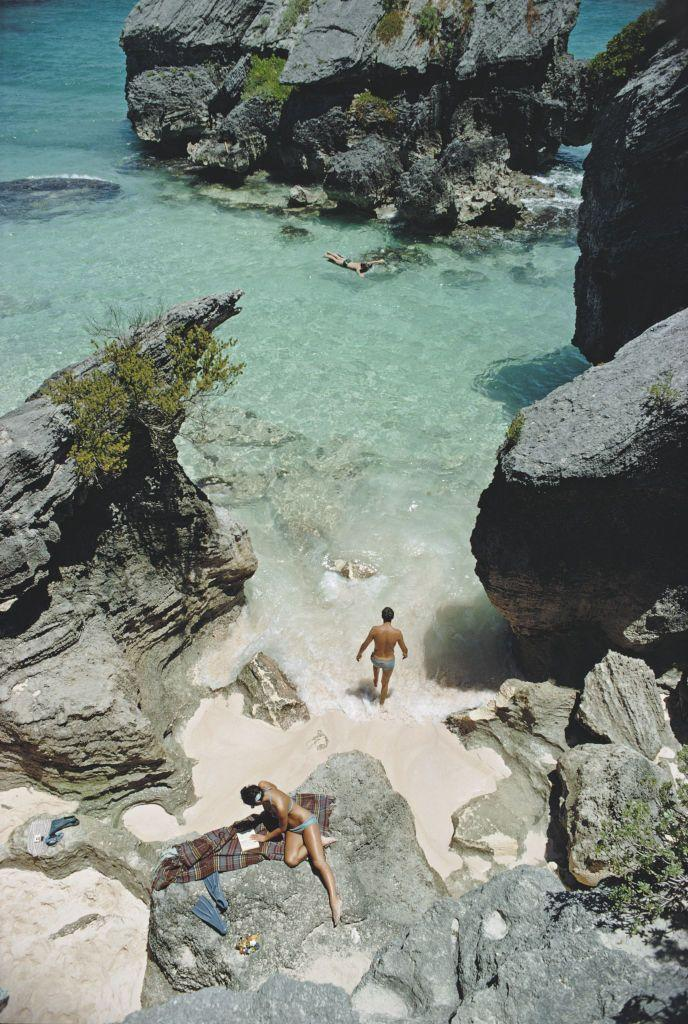 <p>Popular due to its close proximity to the America's, Bermuda had (and has) extensive reefs and beaches making this an ocean-lovers top destination. </p>