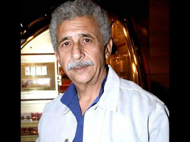 <b>4. Naseeruddin Shah: <br>Why? </b><br> Because he is the only Bollywood personality with a knack for excellence in every endeavour. <b>What to ask him?</b><br> Why don't you sing in movies?
