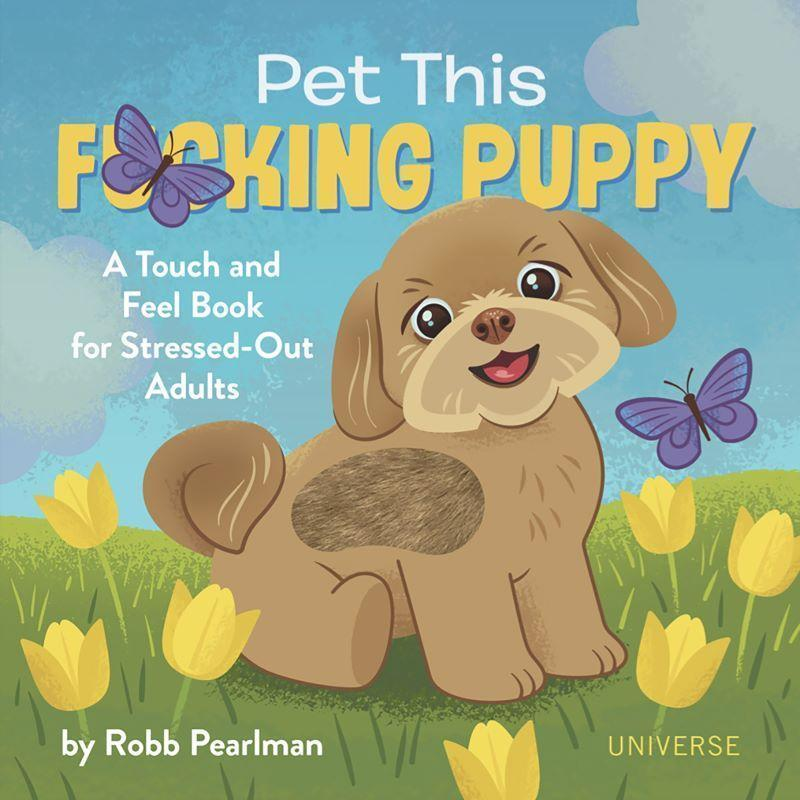 pet this puppy book