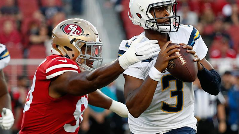 d9fafef9b Three things to know about 49ers  23-21 loss to Chargers in preseason finale