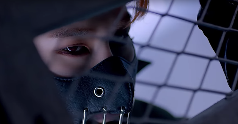 Monsta X's 9 Most Daring Eye Makeup Looks From the