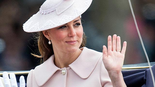Duchess Kate Makes Last Public Appearance Before Royal Baby's Birth (ABC News)