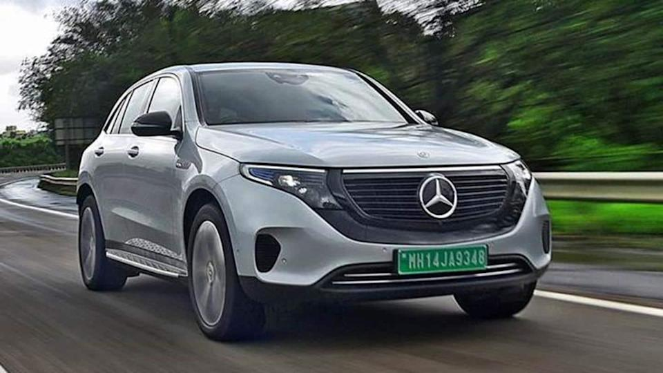 Second phase bookings of Mercedes-Benz EQC now open in India
