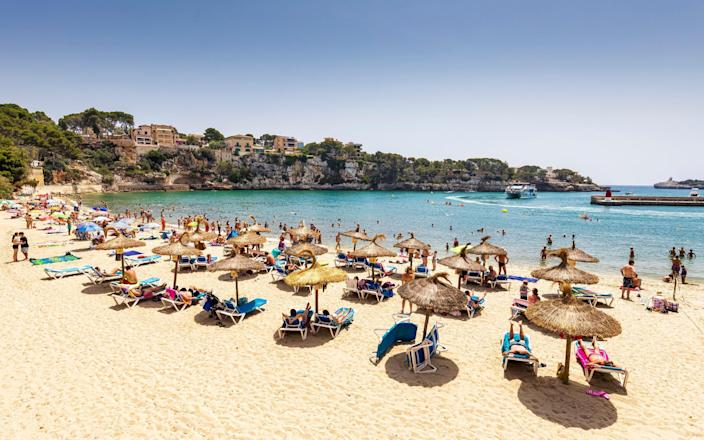 majorca beach - Getty
