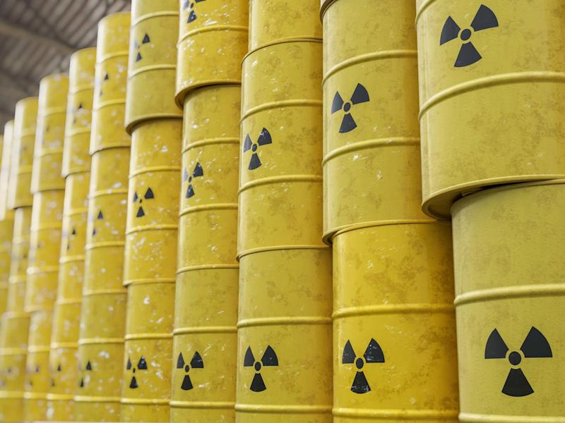 Thousands of tonnes of nuclear waste could be recycled into near-limitless power sources: Getty Images/iStockphoto