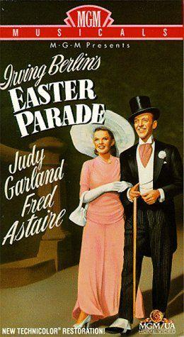 """<p>amazon.com</p><p><a href=""""https://www.amazon.com/Easter-Parade-Judy-Garland/dp/B002WG7XDM?tag=syn-yahoo-20&ascsubtag=%5Bartid%7C10050.g.15928562%5Bsrc%7Cyahoo-us"""" rel=""""nofollow noopener"""" target=""""_blank"""" data-ylk=""""slk:STREAM NOW"""" class=""""link rapid-noclick-resp"""">STREAM NOW</a></p><p>A love triangle between dancers culminates in a proposal at the Easter parade in this box office smash musical.</p>"""