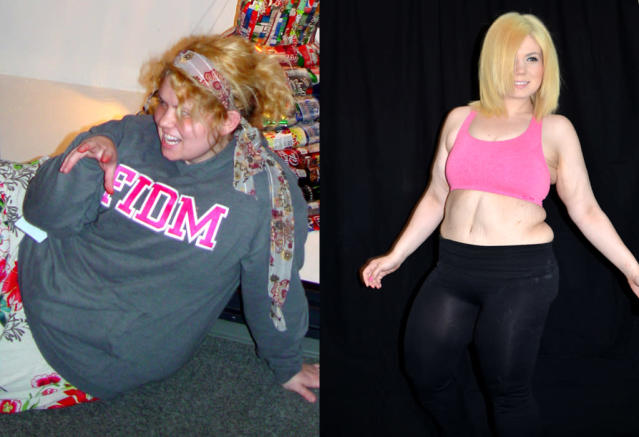 """""""I feared the changes my body would go through."""" (Photo: Courtesy of Michelle Sorlea)"""